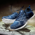 Los hombres Zapatos Casuales 2017 Primavera Nuevo Diseño de peso Ligero de Malla Transpirable Entrenadores Zapatos de Los Hombres Zapatos