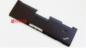 for Lenovo Thinkpad T400S T410S Palmrest Empty Cover fingerprints Hole 45M2371 45N2371 75Y5573
