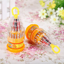 цена на 31-in-1 Pagoda-type Convenient Screwdriver Manual Combination Screwdriver Screwdriver Kit