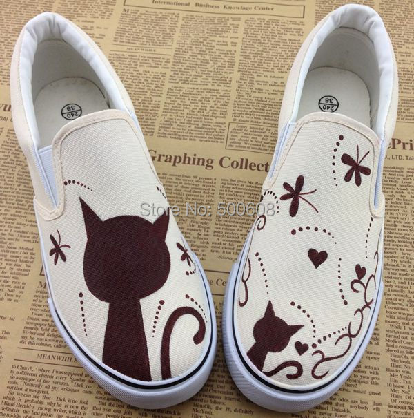Canvas New Shoes
