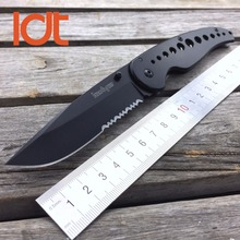 LDT Kershaw 1655 Folding Blade Knives 8Cr13Mov Blade Steel Handle Camping Pocket Tools Outdoor Tactical Hunting Military Knife