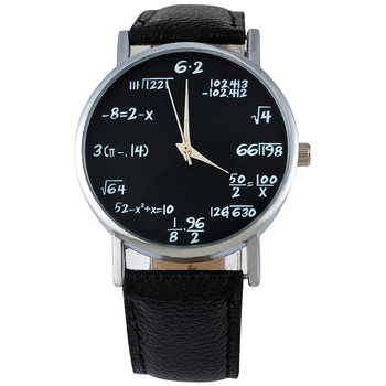 PU Leather Simple Luxury Quartz Wrist Watch