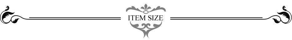 1-item size