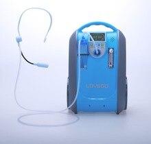 Lovego G1 נייד 40% 93% עבור חמצן טיפול סוללה מופעל 3 ימים חינם