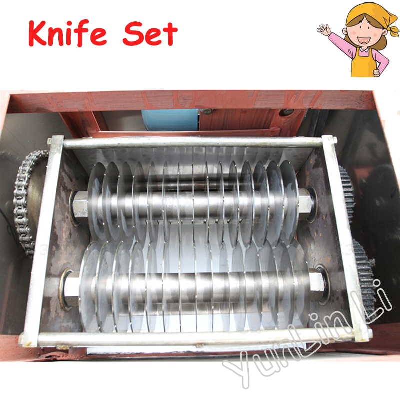 Blade Knife for QD Meat Cutting Machine Cutting Blade Thickness 2-20mm (can make to order special ) QD blades cutting machine blade tape double sided adhesive circular knife cutting blade