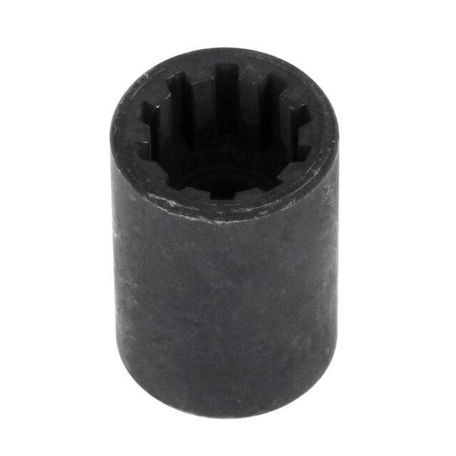 Yetaha 10 Point Brake Caliper Socket Brake Pad Screw for Porsche Audi Q7 For VW For Touareg Chrome Vanadium