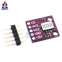 CJMCU 6814 MICS 6814 Gas Sensor Module Air Quality CO VOC NH3 Nitrogen Oxides Gas Sensor 1000ppm