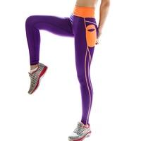 HTLD 탄성 캐주얼 레깅스 여성 스키니 바지 피트니스 바지 여성 고딕 Leggins 높은 허리 운동 바지 패킷