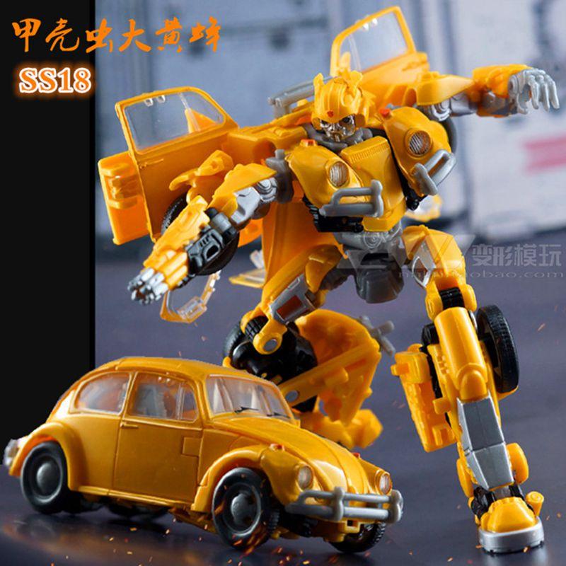Hasbro transformers Studio Series SS-18 movie 6 beetle car bumblebee 3C