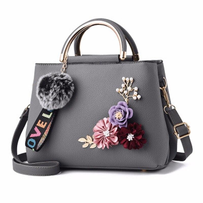 kvinnor väska Mode Casual kvinnors handväskor Lyx handväska - Handväskor - Foto 2
