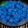 New Style 100 pcs Blue Rubber Grommets Nipples For Tattoo Needles Armature Supplies