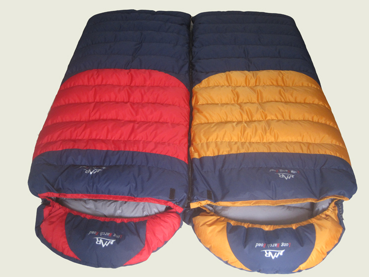 2015 Long March Road Sleeping Bag 2200g 95 Goose Down 32 Degree In Bags From Sports Entertainment On Aliexpress