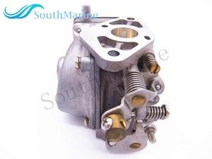Image 3 - 6L5 14301 03 00 6L5 14301 คาร์บูเรเตอร์ Assy สำหรับ Yamaha 3 M Outboard เครื่องยนต์ Marine Parts