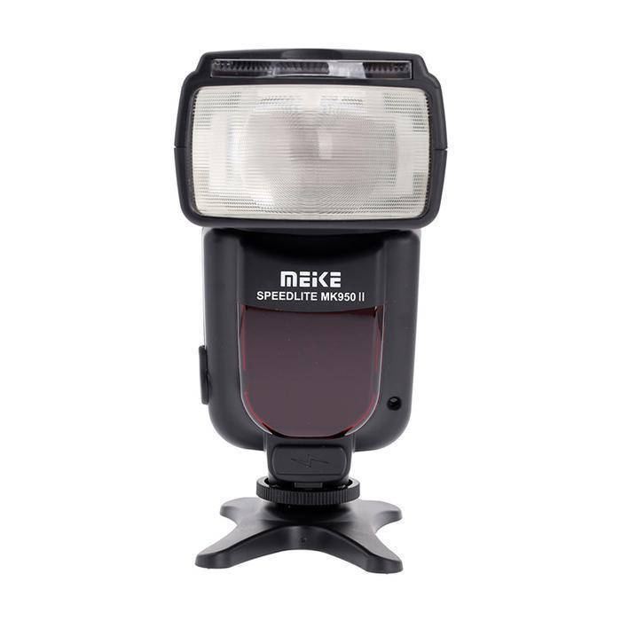 Meike MK-950 Mark II TTL Slave Wireless Flash Speedlite for Nikon D610 D7100 D5100 D3200 D810 D80 As Yongnuo YN-565EX 2017 new meike mk 930 ii flash speedlight speedlite for canon 6d eos 5d 5d2 5d mark iii ii as yongnuo yn 560 yn560 ii yn560ii
