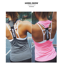 Sports Top Breathable Yoga Top  Quick Drying Sport Top Fitness Women Gym Top T Shirt Sports Bra Match Sport Shirt