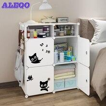 Мебель для хранения когда четверть Шкаф DIY ABS раза Портативный шкаф для хранения мебельный шкаф для спальни спальня орган