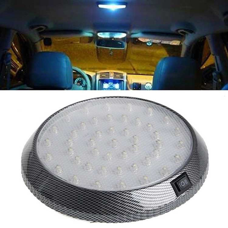 Image 5 - Car LED Dome Light Interior Ceiling Lamp for 12V Camper Motor Home Boat Trailer RV Lights-in Детали и аксессуары для дома на колесах from Автомобили и мотоциклы on AliExpress - 11.11_Double 11_Singles' Day