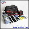 8 В 1 FTTH-Fiber Optic Tool Kit с FC-6S Fiber кливер и Оптический Измеритель Мощности 5 км Визуальный Дефектоскоп для зачистки Проводов