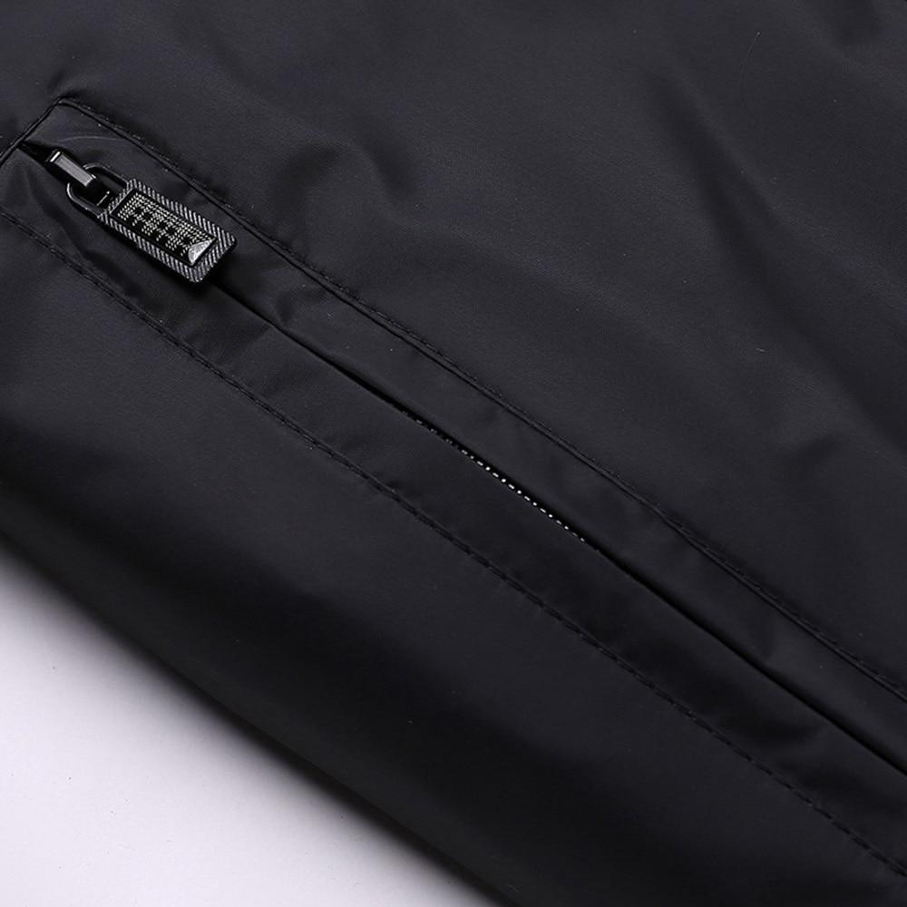sólidos masculino casual gola jaqueta outerdoor casaco M-XXXXL jk18030