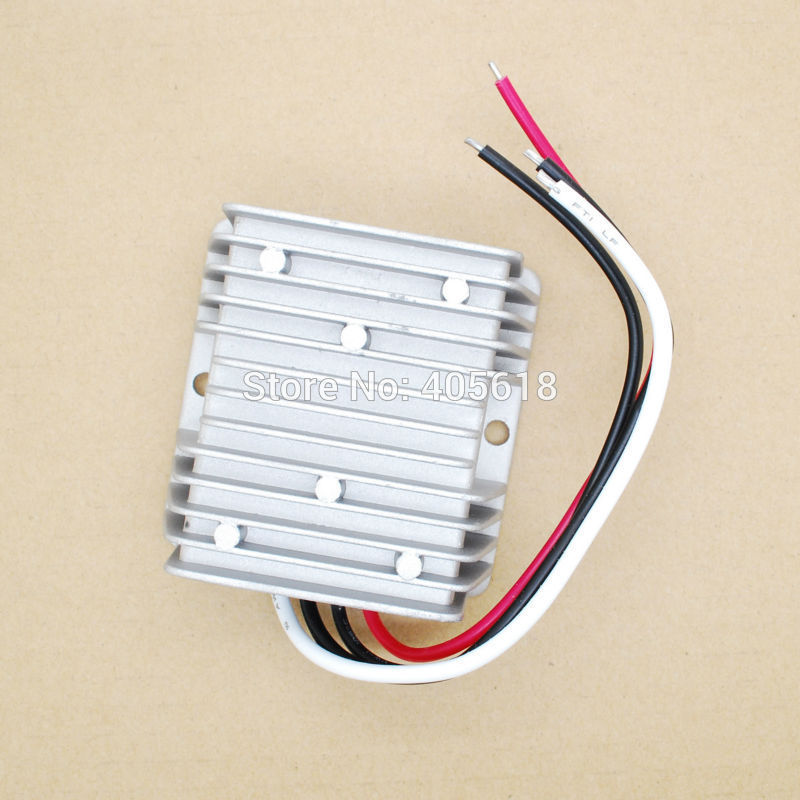 High efficiency 180W DC-DC Converter 24V Step down to 12V 15A 180W dc to dc converter module free shipping