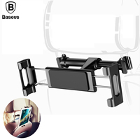 Baseus Car Phone Holder For IPad Pro Tablet PC Adjustable Car Mount Holder For IPhone 6s