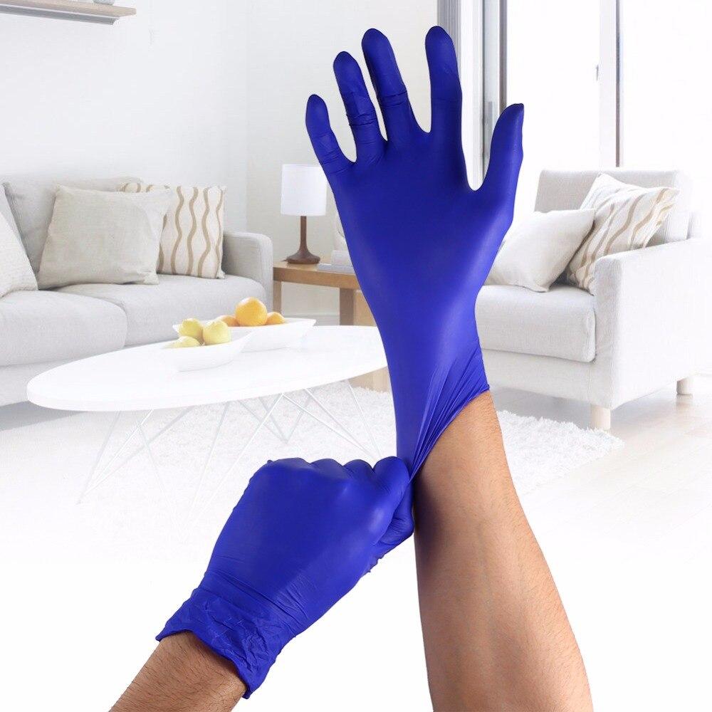 одноразовые резиновые перчатки