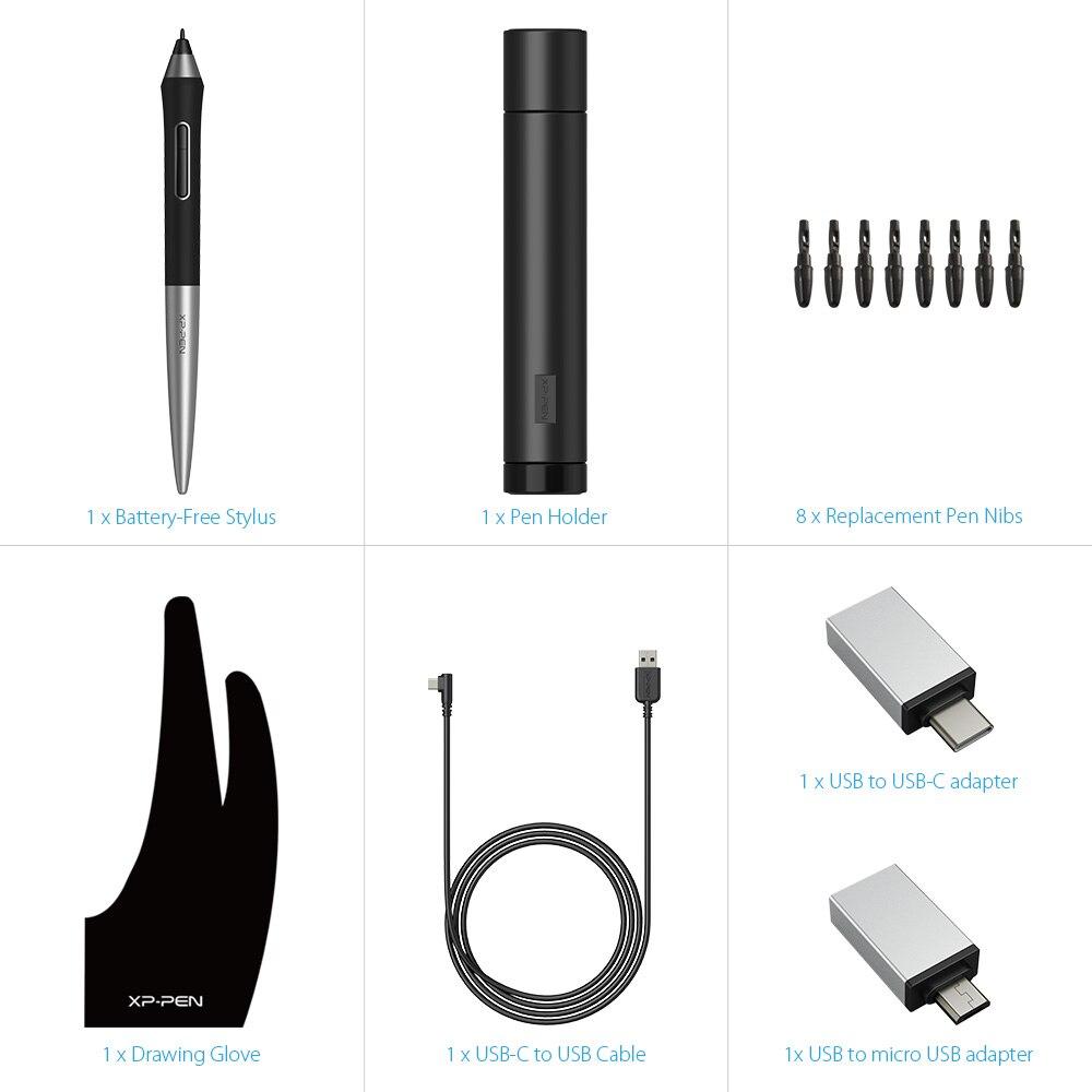 XP-PEN Deco Pro el Último Lanzamiento de la Tableta Hace su Debut como el Ganador del Premio Red Dot Design Award 2019 y el Ganador del Premio Good Design Award 2018 - 6