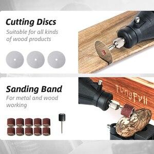Image 5 - Электрический вращающийся инструмент, инструменты Dremel, гравировальный станок, ручка для Dremel 3000 4000, миниатюрная электрическая дрель, шлифовальная машина, сверлильный станок 146 шт.