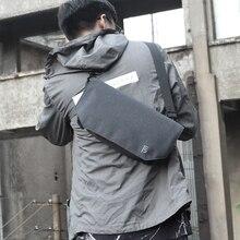 FYUZE Mới Nam Túi Messenger Nam Nylon Chống Thấm Nước Túi đeo chéo Thời Trang Giải Trí Hàn Quốc Phong Cách Túi Đeo Vai Messenger Cho Thiếu Niên