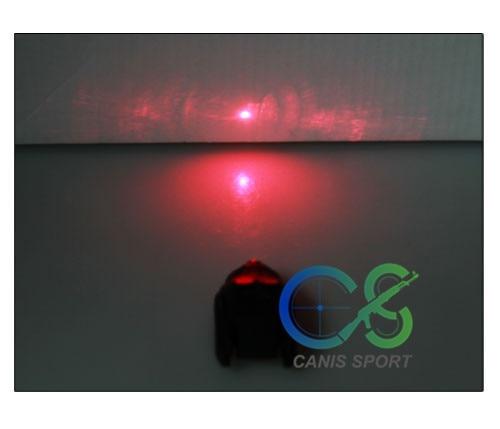 PPT New Arrival Mini Red Laser Sight ლაზერით - ნადირობა - ფოტო 6