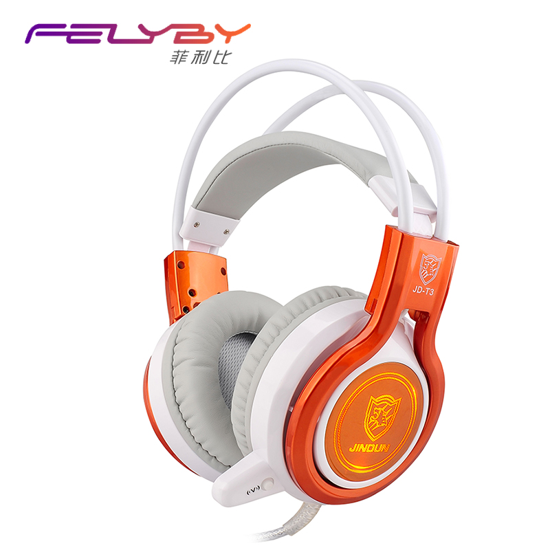 High-quality headphones YG-T3 with a microphone professional game 5.1 multi-channel stereo headphones for each gaming player philips shg7210 professional game headphones with microphone wire control headphone for xiaomi mp3 official verification