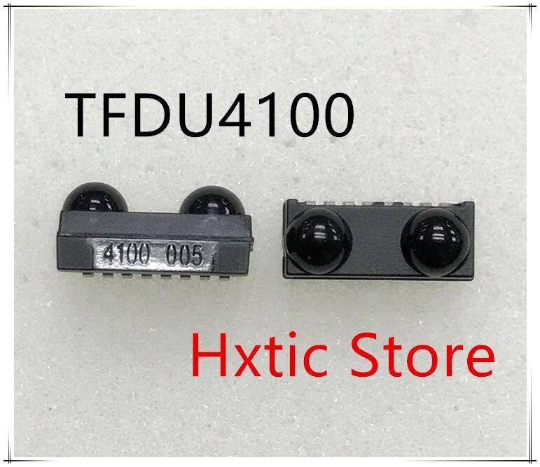 NEW 10PCS/LOT TFDU4100-TR3 TFDU4100 4100