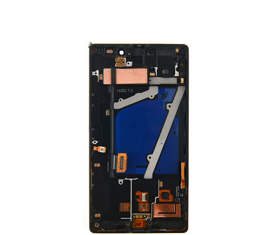 Подробнее о LCD Display Touch Digitizer Screen +Frame Assembly For Nokia Lumia 930 n930 replacement Free Shipping replacement repair part 5 inch for nokia lumia 930 lcd display with touch screen digitizer 1 piece free shipping