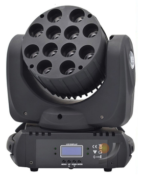 12x15 Вт 4 в 1 светодиодный моющийся движущийся головной свет вечерние светодиодные дискотечный светодиод Dj dmx 512 огни