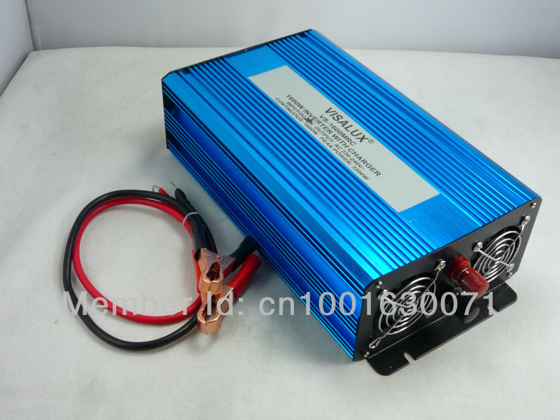 pure sine wave inverter 3000W max 6000W DC 24V AC 220V off grid power inverter! CE ROHS standard ! Brand NEW !