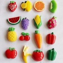 ZOCDOU фрукты овощи магниты на холодильник ферма Декор доска еда стикеры мультфильм Пастер Польша дети дома двери автомобиля орнамент