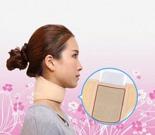 Self-heating Neck strap Neck Care cervical neck pain care authentic steam Weishukang tourmaline magnetic protectors