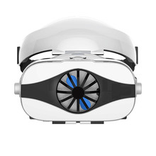 VR glasses virtual reality 3D mobile game 4D one machine headset myopia adaptation light as thin wing ar special helmet fan