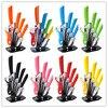 High Quality Ceramic Knife Sets 3 4 5 6 Inch Peeler Holder 8 Colors Select Ceramic
