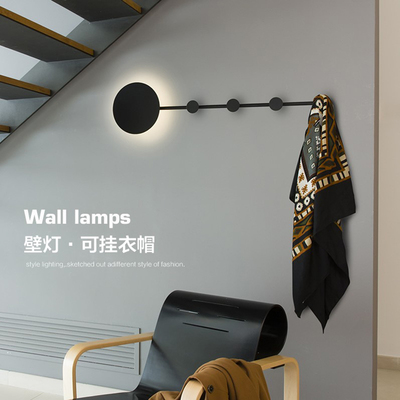 Modern Wall Lamp for Home Wall Light Bedroom Light Hanging Decoration Indoor Lighting Fixture Creative Design Suspension Bracket - 4