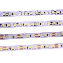 2835 120leds/meter 600Leds/5m  4000k neuter natural Warm white  LED Flexible Strips Flexible LED Lighting tape DC12V waterproof