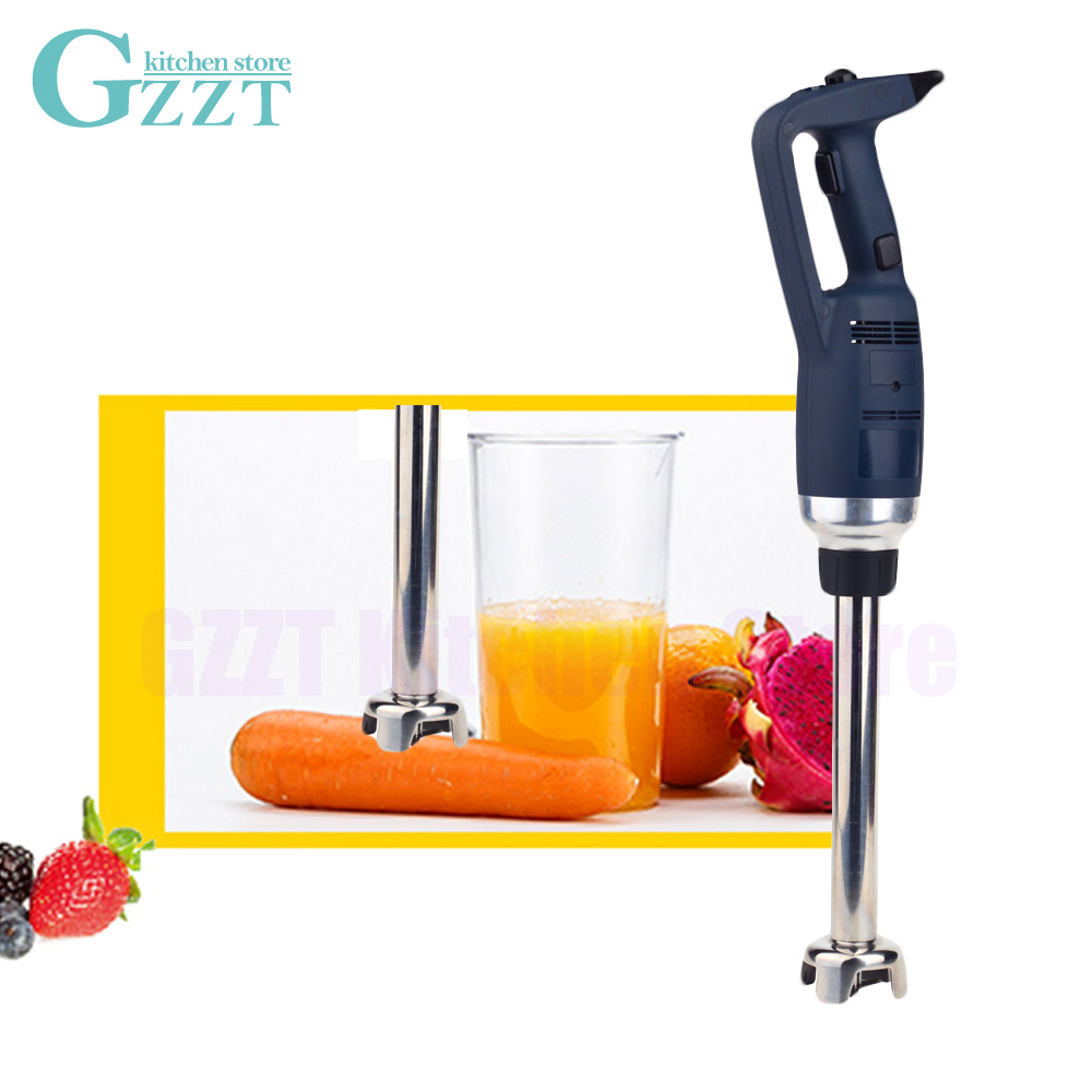 Commercial Immersion Blender For Meat Thick Vegetable Creams Meat Grinder Food Mixer Kitchen Tool