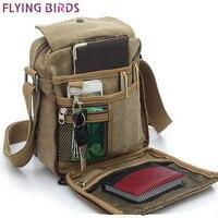 Flying Birds 2014 New Arrive Men Messenger Bags Shoulder Bag Hot Sale Canvas Travel Men Bag