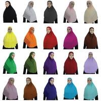 Muslim hijab fashion women bandanas solid color cap free shipping