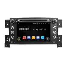 Navirider CAR DVD Android 7.1.2 2gb ram touch screen car stereo for SUZUKI grand Vitara 2005+ autoradio free map and camera gift