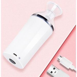 Image 5 - saengQ Handheld Food Vacuum Sealer Packaging Machine Film Container USB Sealer Vacuum Packer With 6 or 10pcs Vacuum Zipper Bags