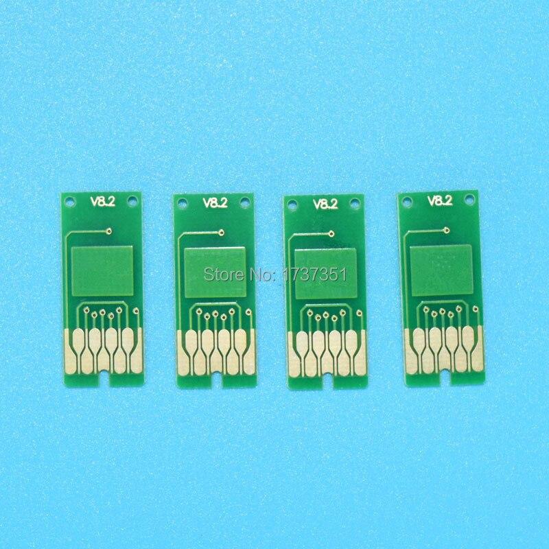 T676xl t6761 chip de arco de reset automático para epson workforce pro WP-4010 WP-4020 WP-4023 WP-4090 WP-4520 WP-4530 WP-4533 WP-4540 WP-4590