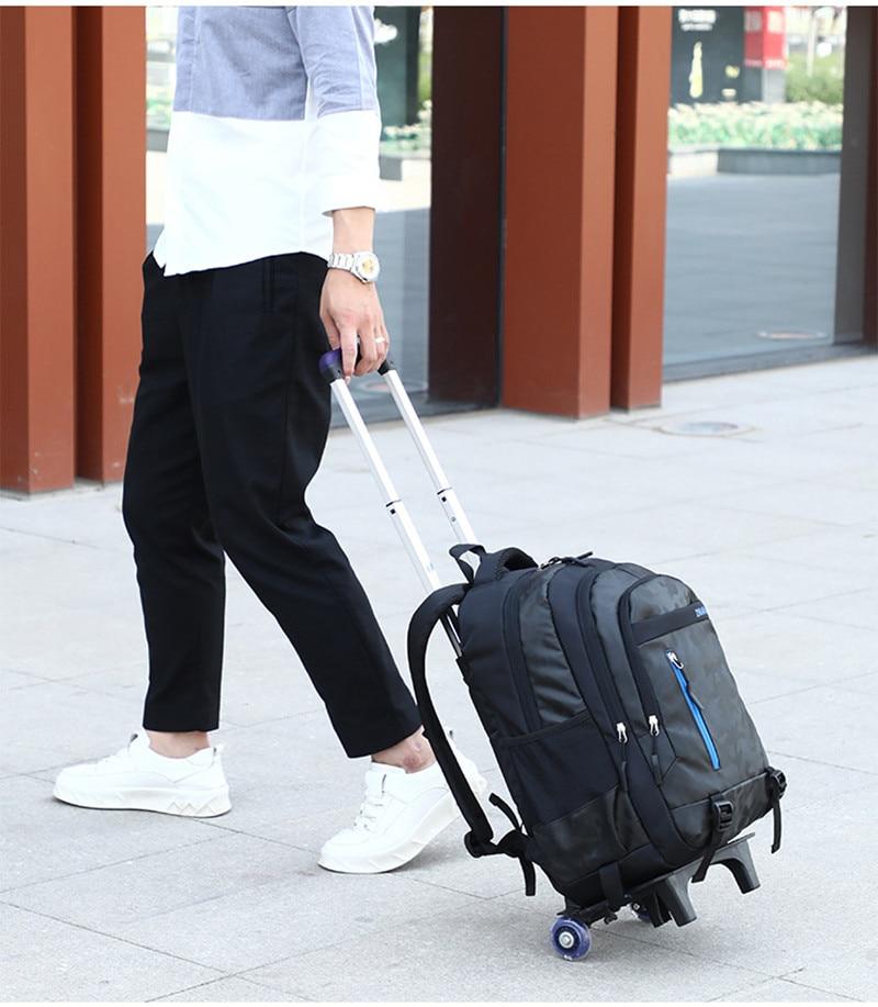 حقيبة للإزالة حقائب ZIRANYU 6