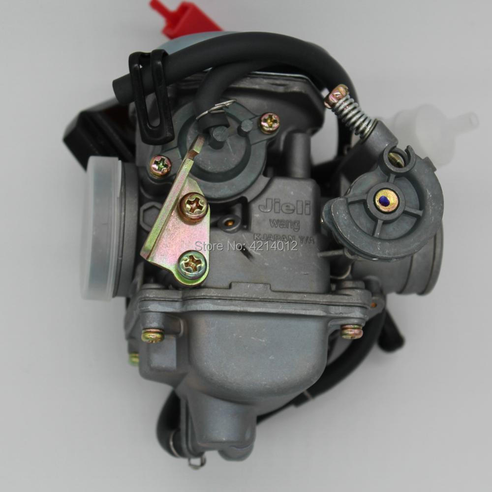 Good quality new GY6 125 150cc motorcycle Carburetor Carb For BAJA Scooter ATV Go Kart Scooter 125cc PD24J Motorcycle parts ship from germany 150cc gy6 scooter atv go kart engine motor carburetor cvt auto carb complete