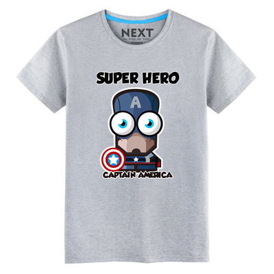 dfcb71f32 Superman e capitão américa T camisa homens de manga curta t shirt masculina  liga da justiça populares de T de 20 cores em Camisetas de Dos homens de  Roupas ...